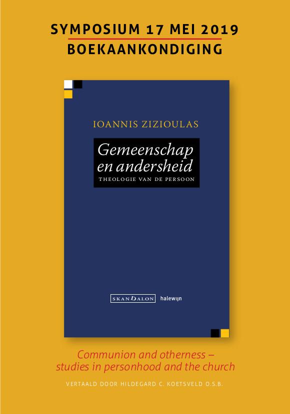 Symposium over de theologie van Ioannis Zizioulas